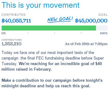 Funding Goal
