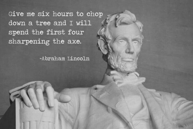 Abrahm Lincoln Motivation